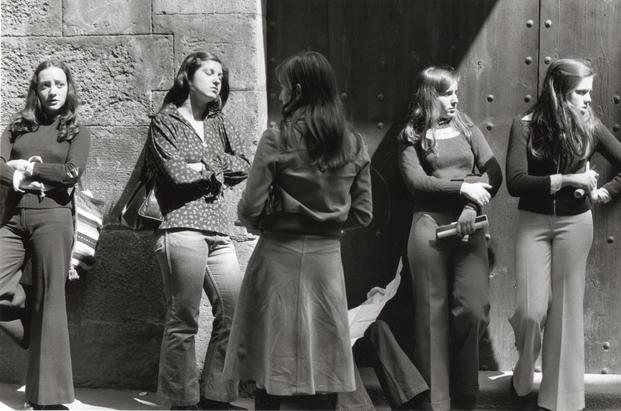 Bernard Plossu, 1974. Barcelona. © Bernard Plossu