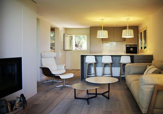10 casa invitados Vallvidrera