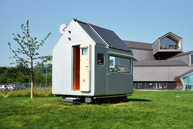 11 cabins taschen Renzo Piano, Diogene