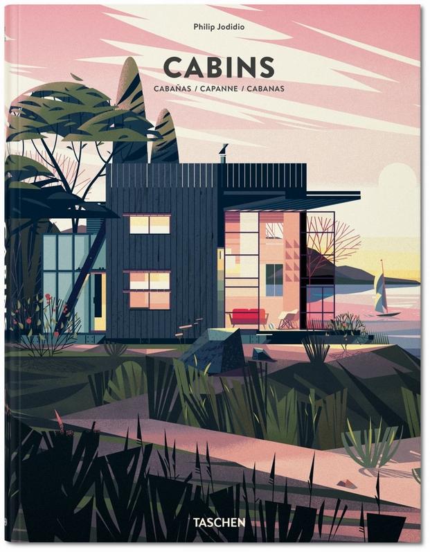 2 cabins taschen