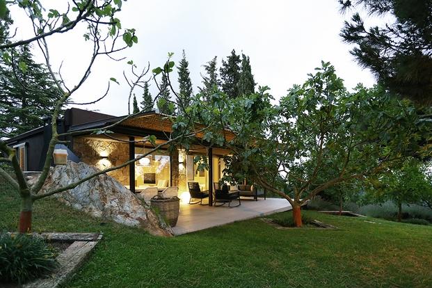 2 casa invitados Vallvidrera