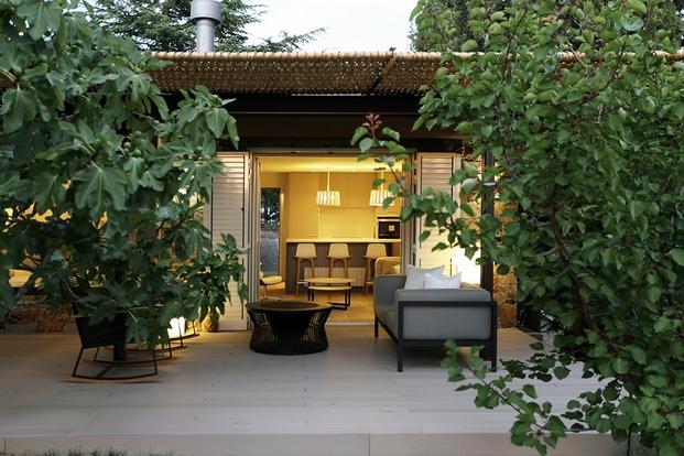 3 casa invitados Vallvidrera
