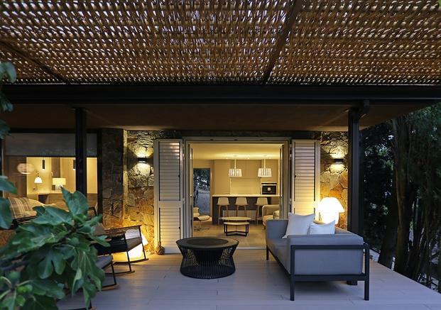 4 casa invitados Vallvidrera