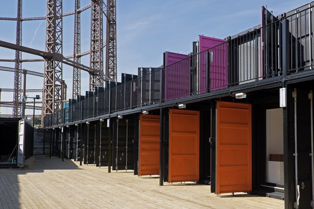 6 containerville