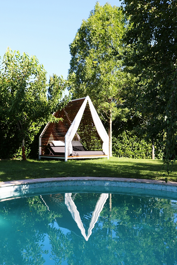 7 casa invitados Vallvidrera
