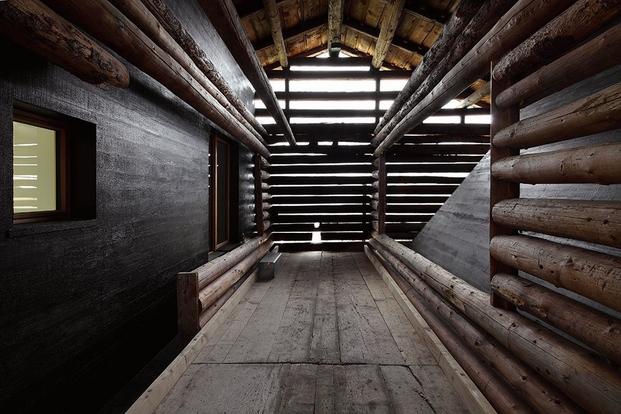9 cabins taschen Hans-Jörg Ruch, Clavo Lain Renovation