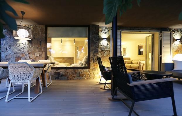 9 casa invitados Vallvidrera