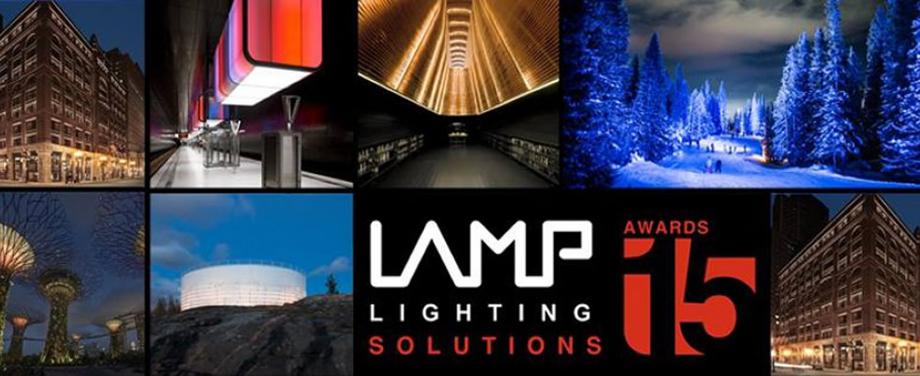 Banner Premios Lamp Lighting