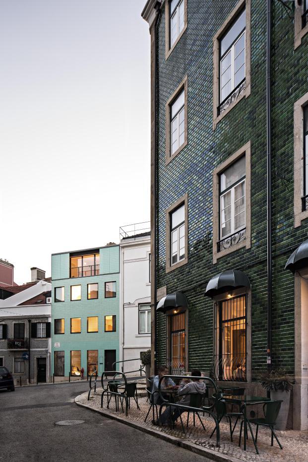 casa de verano en lisboa camarim arquitectos diariodesign