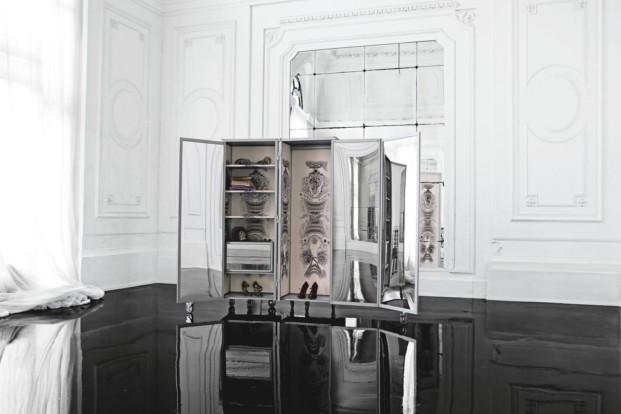 Armario de Gaultier para la colección Los Comtemporáneos