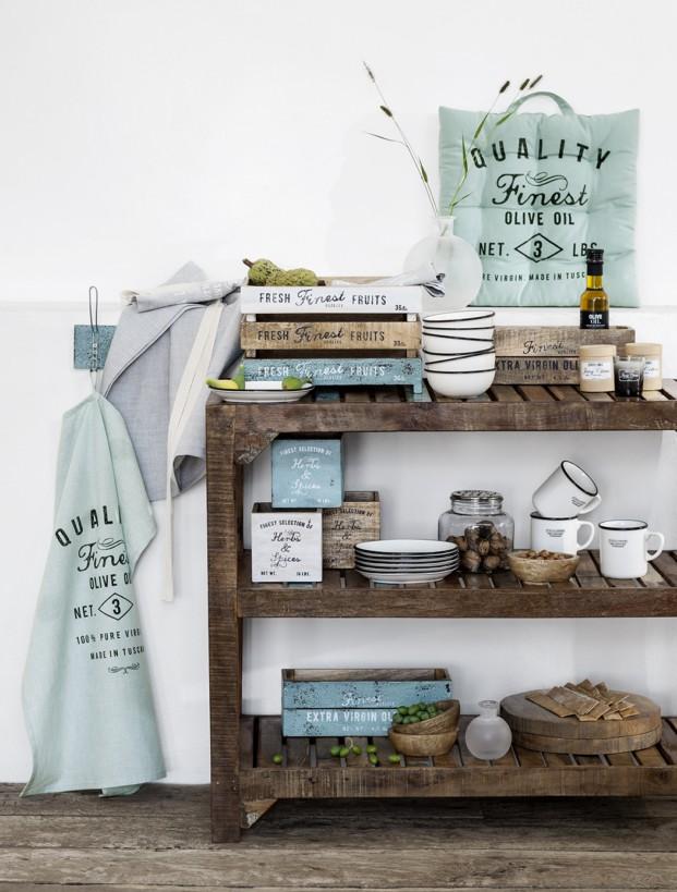 nueva coleccion de accesorios para el hogar en h&m online