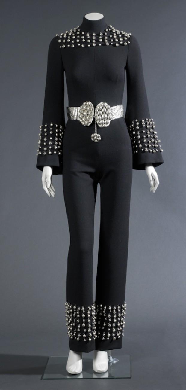 Mono pantalones 1969-1970. Camen Mir.