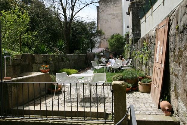 Bed & Brunch en Oporto hotel Rosa et Al diariodesign