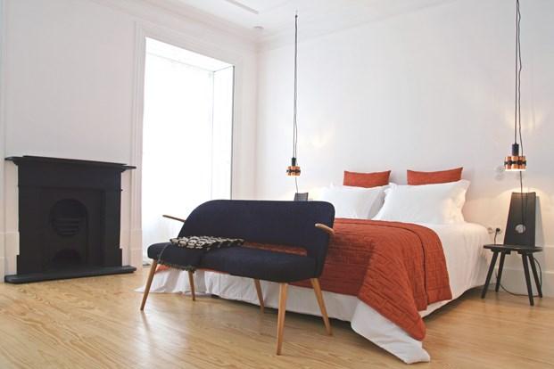 habitacion Bed & Brunch en Oporto hotel Rosa et Al diariodesign