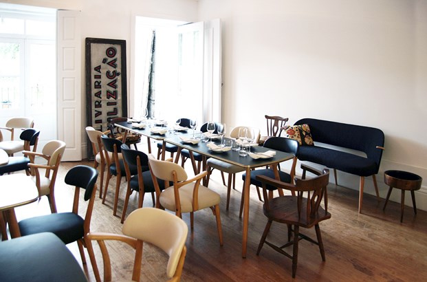 Bed & Brunch en Oporto hotel Rosa et Al diariodesign