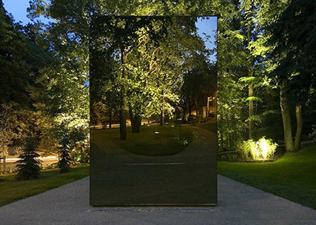 Ganador en 2013 por Chequia: Monumento a las víctimas del comunismo), Liberec, de Petr Janda / Brainwork + Sporadical.