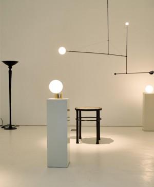 06. Galeria Machado Muñoz. Exposición Trabajos en metal apertura