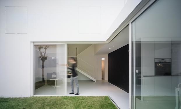 Casa para una violinista