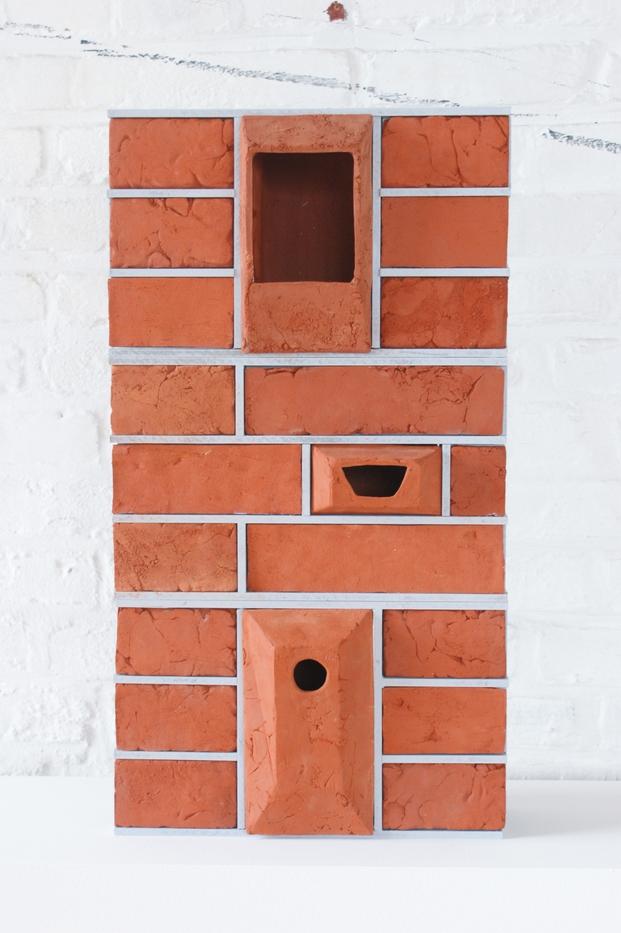 Bird Bricks, de Fanny Hofstra