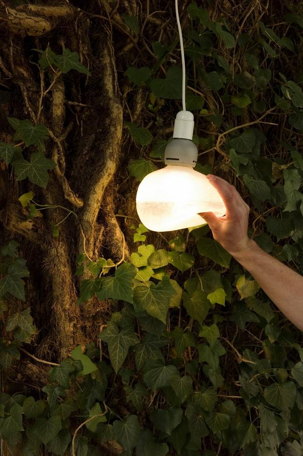 Soft Bulb, de Nacho Carbonell para Booo