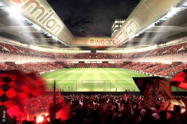 2 nuevo estadio AC Milan