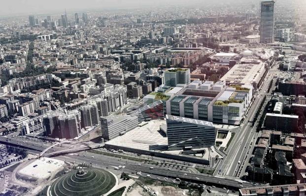 3 nuevo estadio AC Milan