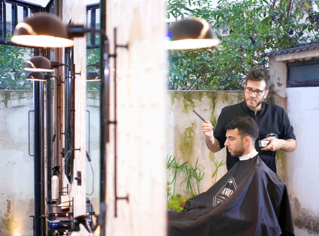 7 Alvaro The Barber
