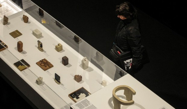 Chillida en Roca Barcelona Gallery (17)