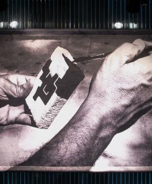 Chillida en Roca Barcelona Gallery apertura