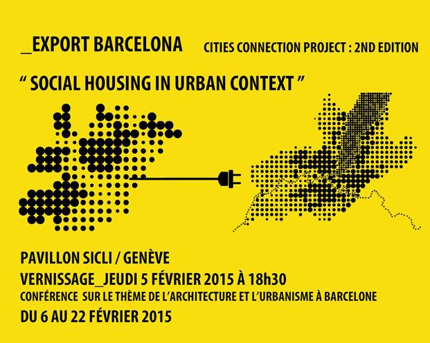 Export Barcelona cartel