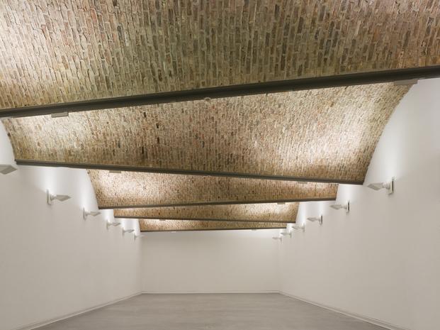 2. OG: Ausstellungshalle