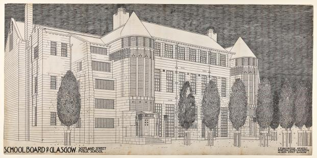 Mackintosh Architecture-Architecture Gallery-RIBA (6)