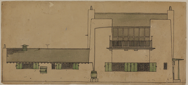 Mackintosh Architecture-Architecture Gallery-RIBA-Hunterian-University-of-Glasgow 1