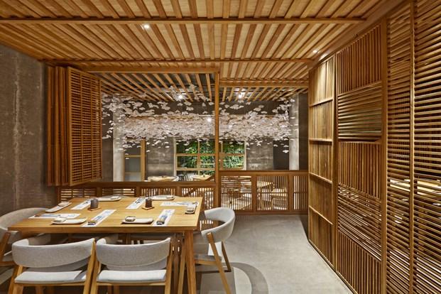 restaurante nozomi sushi bar valencia masquespacio diariodesign