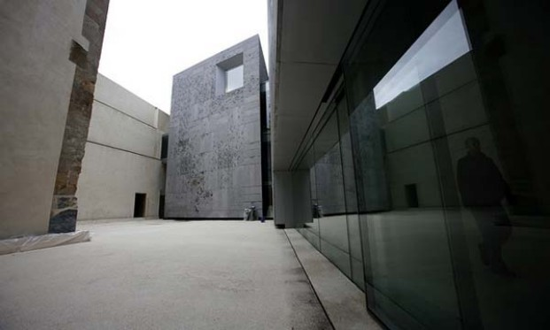 Museo de San Telmo (San Sebastián) 2011, por Nieto y Sobejano