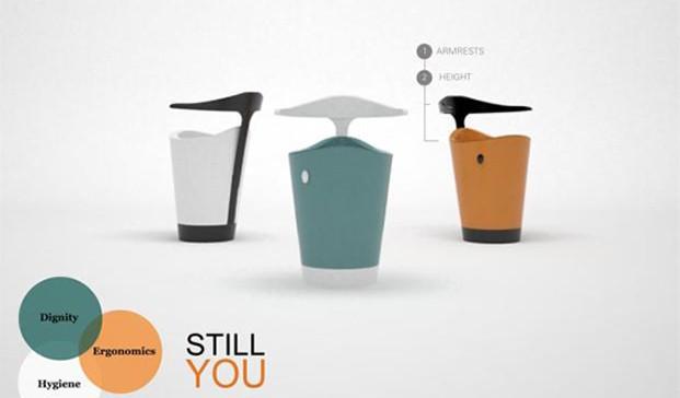 Still You, proyecto ganador en Jumpthegap 2013