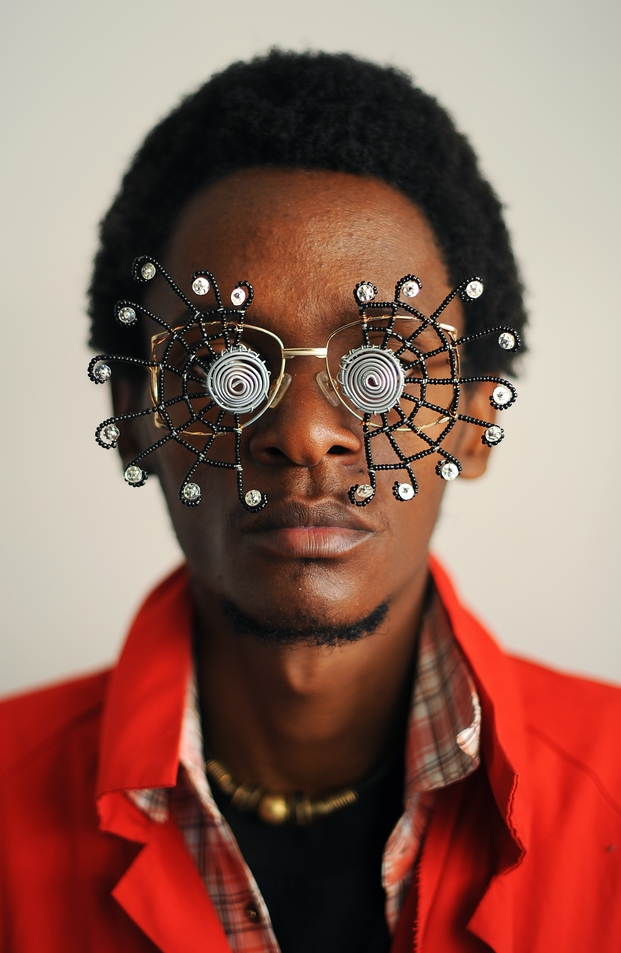 Cyrus Kabiru, »Caribbean Sun«, 2012. © Carl de Souza AFP/Getty Images