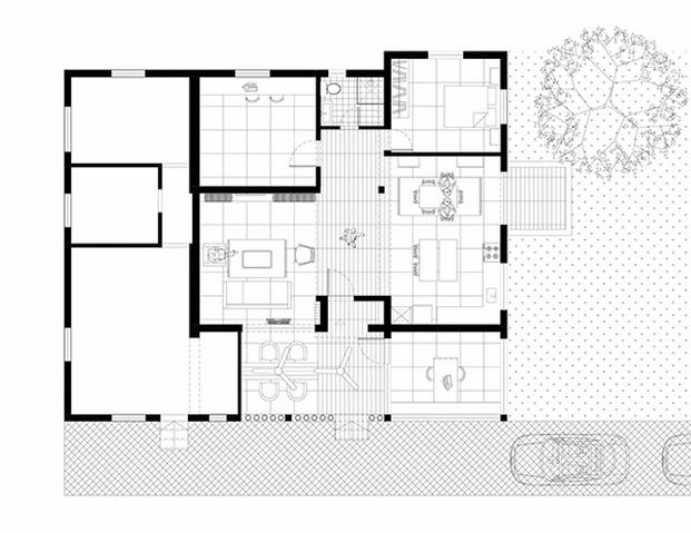 12 vivienda Moshav