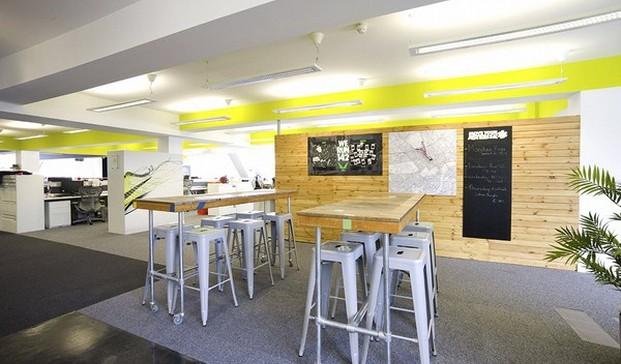 El dise o de las nuevas oficinas la importancia de las for Programa de diseno de oficinas
