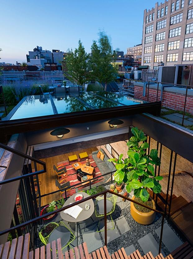 2 tribeca loft
