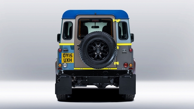 3 paul smith land rover defender