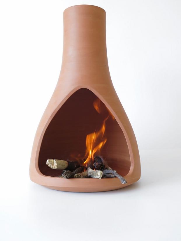 5 jarrón de fuego