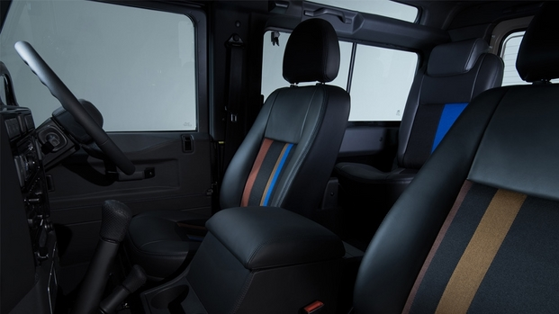 5 paul smith land rover defender
