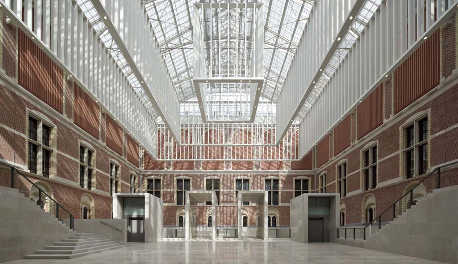 Ampliación del Rijskmuseum