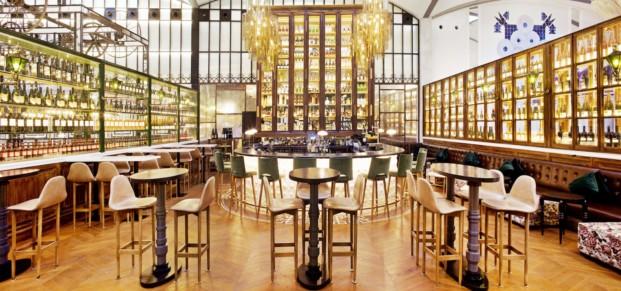 Barra de cocktails de El Nacional