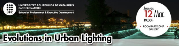 Evolution in Urban Lighting