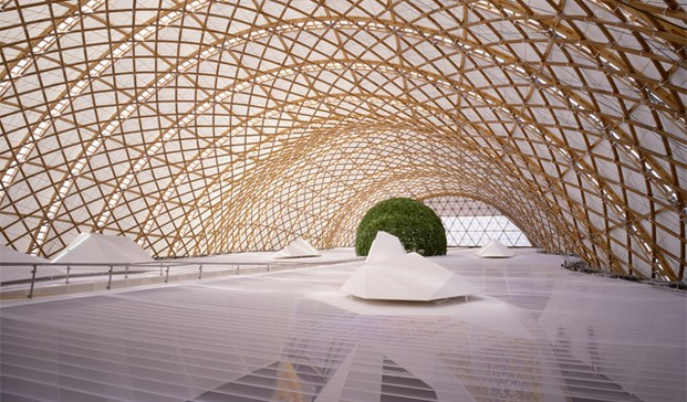 Japan Pavilion, Expo 2000, Hannover 2000, Hannover Germany