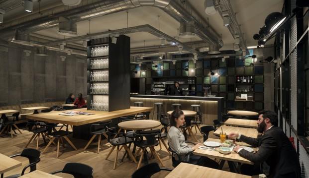 Ohbo Organic Café Alejó Bagué 8