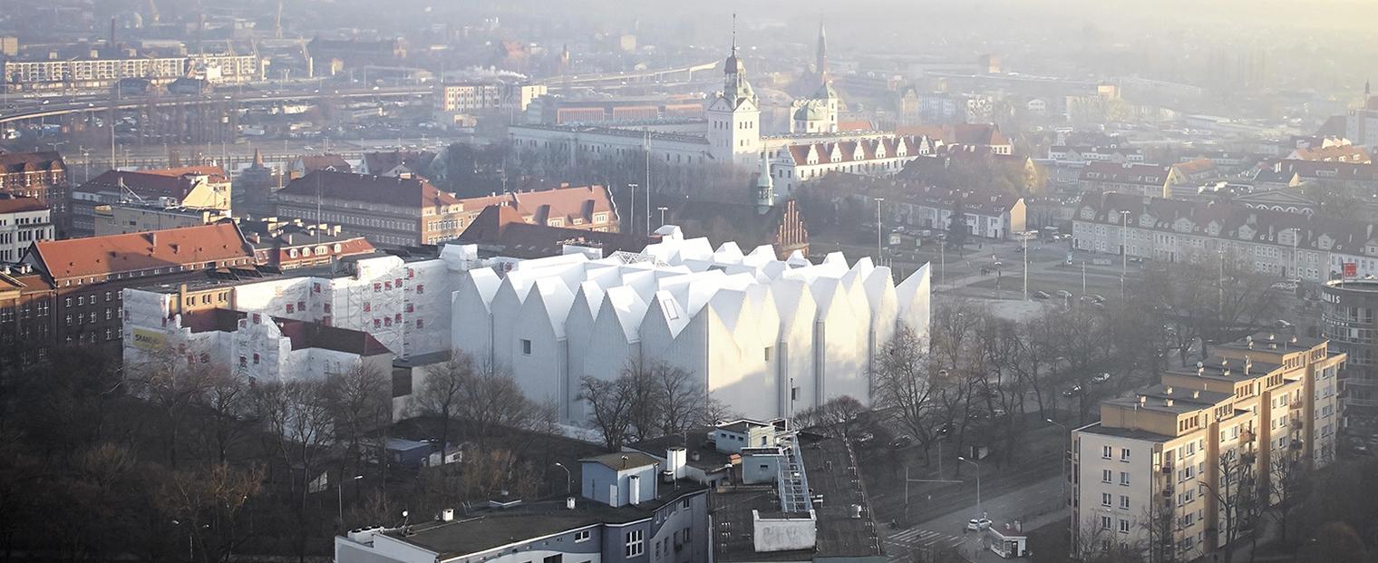 lee nuestro reportaje sobre la filarmnica de szczecin de veiga y barozzi en