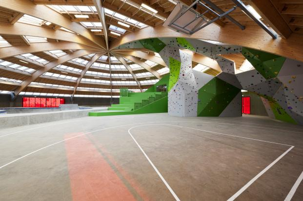 Street Dome, CEBRA, Mikkel Frost, Haderslev